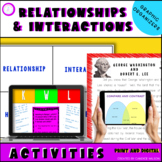 Relationships and Interactions - FSA/PARCC Aligned