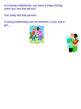 Relationships for Special Needs Individuals