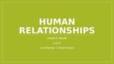 Relationships - healthy vs unhealthy