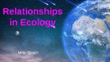 Relationships in Ecology PPP