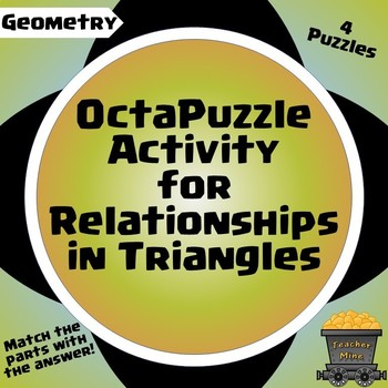 Relationships in Triangles OctaPuzzle