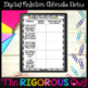 Relative Adverbs Activities | Print & Digital | Distance Learning