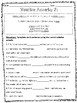 Relative Adverbs Practice Worksheets - Set of 5 Common Core