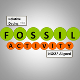 Relative Dating and the Principle of Superposition Fossil Activity NGSS* Aligned