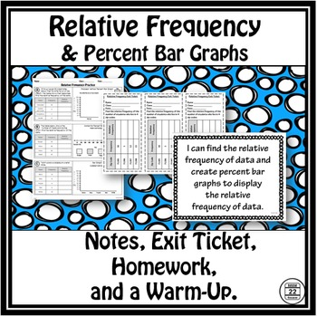 Relative Frequency Notes