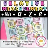 Relative Measurement Maze 4.8A