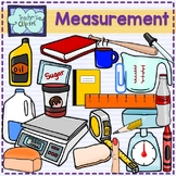 Relative Measurement Tools and examples Clip Art