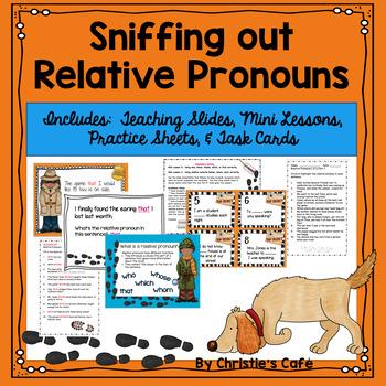 Relative Pronouns Grades 4-5