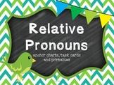 Relative Pronouns Common Core