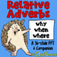 Relative Pronouns & Relative Adverbs: A Bundle of Activities