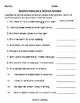 Relative Pronouns & Relative Adverbs L4.1a