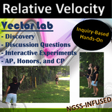 Relative Velocity (Vector) Lab