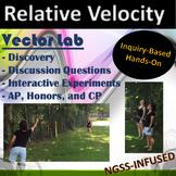 Relative Velocity (Vector) Lab