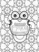 Coloring Pages: Space
