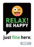 Relax! Be Happy