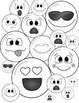 Coloring Pages: Emoji