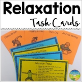 Relaxation Task Cards