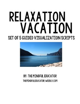 Relaxation Vacation Pack