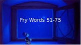 Relaxing Fry Sight  Words