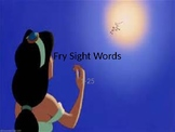 Relaxing Fry Sight Words PowerPoint Slideshow