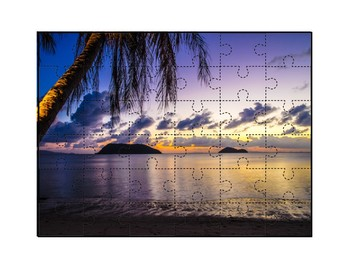 Relaxing Puzzles