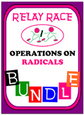 Relay Race - Bundle Operations on Radicals