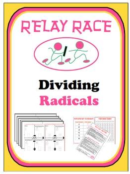 Relay Race - Dividing Radicals