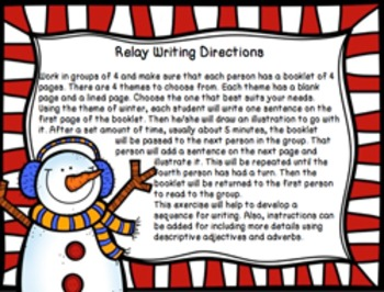 Relay Writing