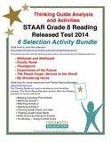 Released 2014 STAAR Analysis and Activities Bundle, Grade