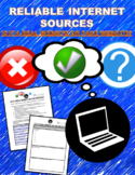 Reliable Resources on the Internet:  Are these websites re