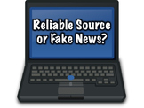 Fake News or Reliable Source Presentation