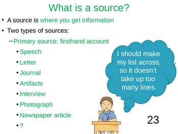 list of reliable sources for research