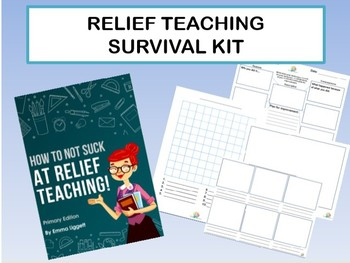 Relief Teaching Survival Kit Bundle