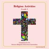 Religion Activities-Grade 1