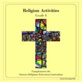 Religion Activities-Grade 4