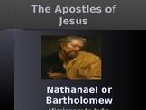 Religion - Apostles of Jesus - Nathanael