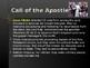 Religion - Apostles of Jesus - Thaddeus or Jude