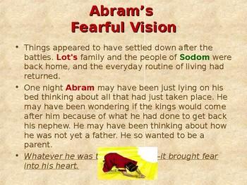 Religion - Children's Bible Stories - Abraham: Part 5 - God's Promise to Abram