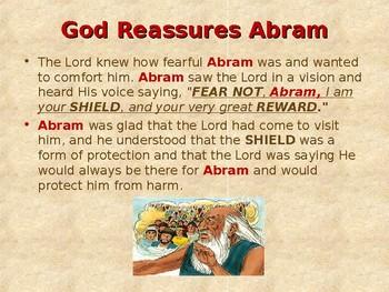 Religion - Children's Bible Stories - Abraham, Part 5 - God's Promise to Abram
