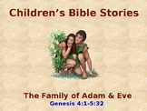Religion - Children's Bible Stories - Cain & Abel