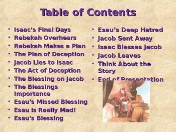 Religion - Children's Bible Stories - Jacob, Part 3 - Family Lies & Deceit