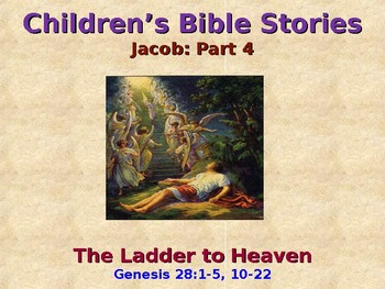 Jacobs Ladder Teaching Resources