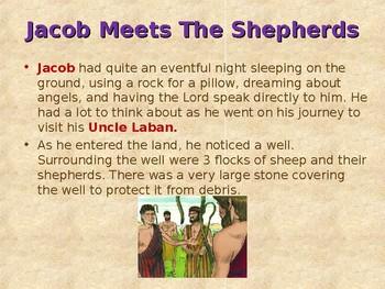 Religion - Children's Bible Stories - Jacob, Part 5 - Jacob is Tricked