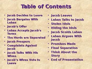 Religion - Children's Bible Stories - Jacob, Part 7 - Speckles, Streaks & Spots