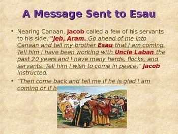 Religion - Children's Bible Stories - Jacob, Part 8 - The Happy Reunion