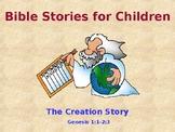 Religion - Children's Bible Stories - The Creation