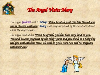 Religion - Children's Bible Stories - The Story of Christmas