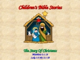 Celebrating Christmas - Children's Bible Stories - The Story of Christmas