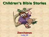 Religion - Children's Bible Stories - Zacchaeus
