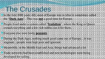 Religion Drives History